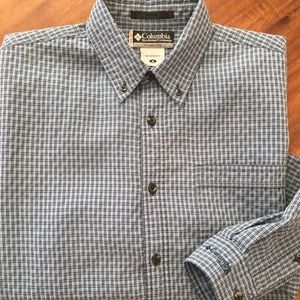 Columbia XCO Button Down Shirt